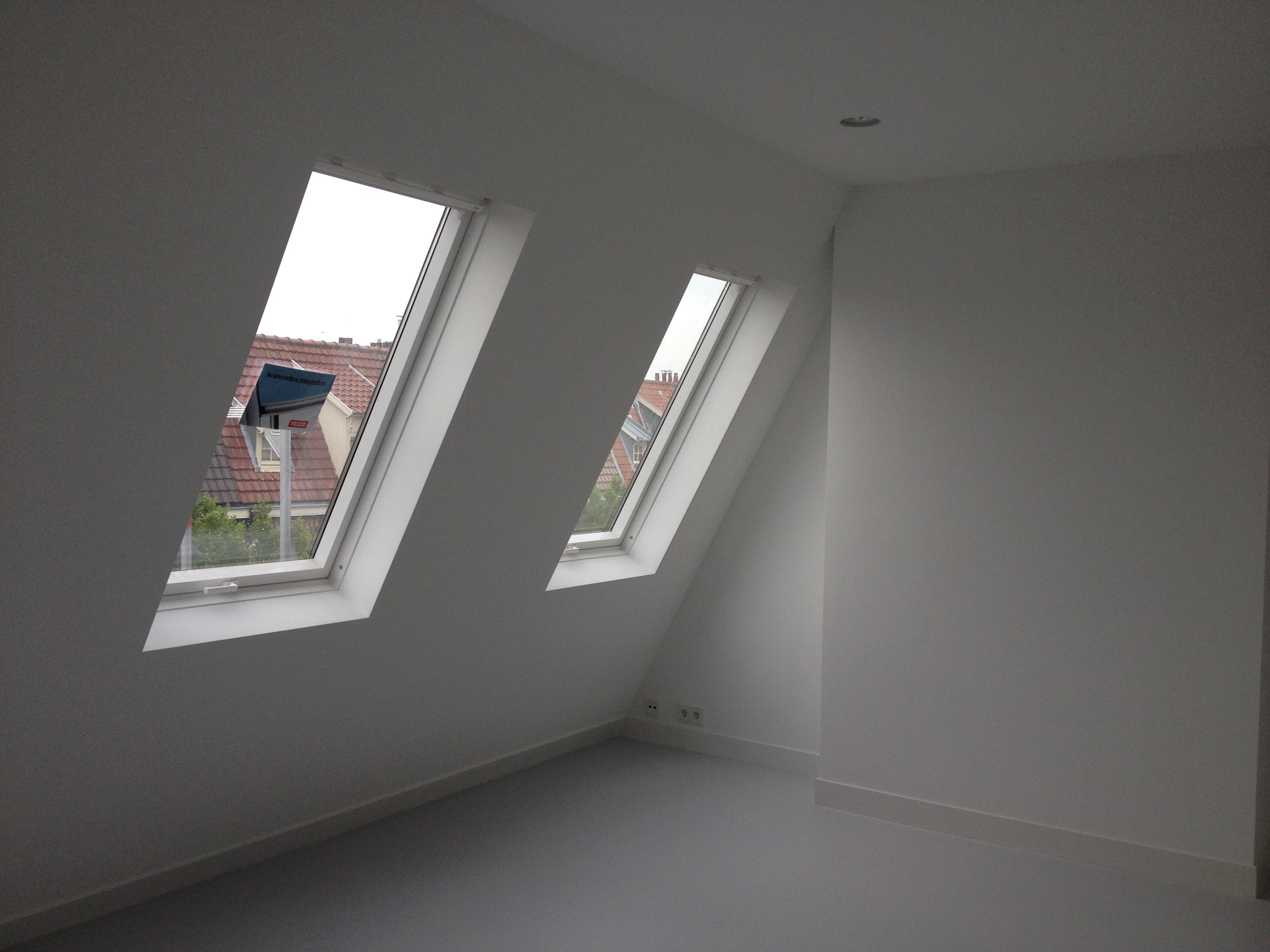 UFA Bouw – Verbouwing – Nic Maesstraat – opbouw – dakramen