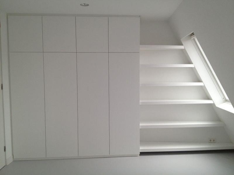 UFA Bouw – Verbouwing – Nic Maesstraat – opbouw – inbouwkasten
