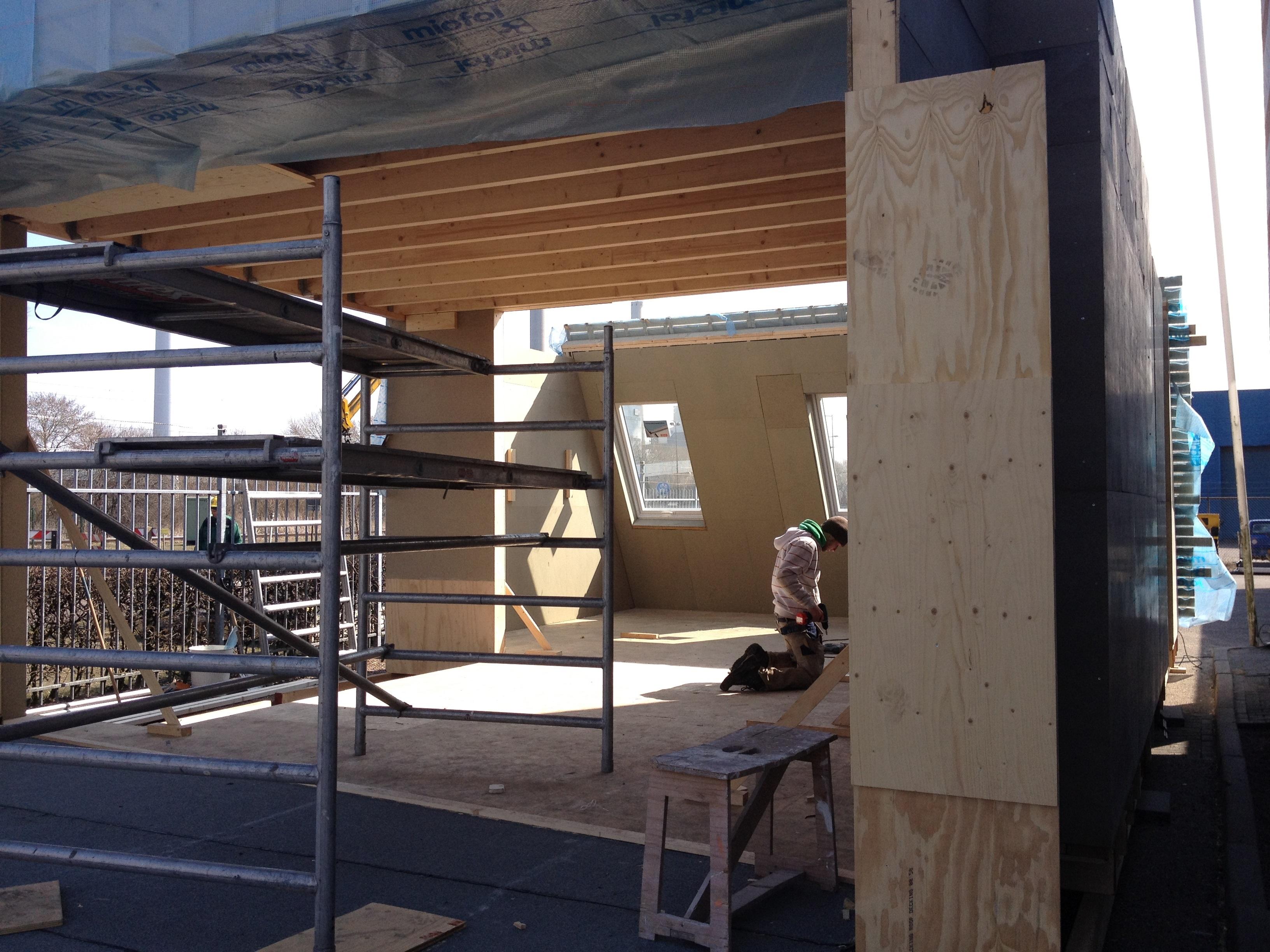 UFA Bouw – Verbouwing – Nic Maesstraat – verbouwing