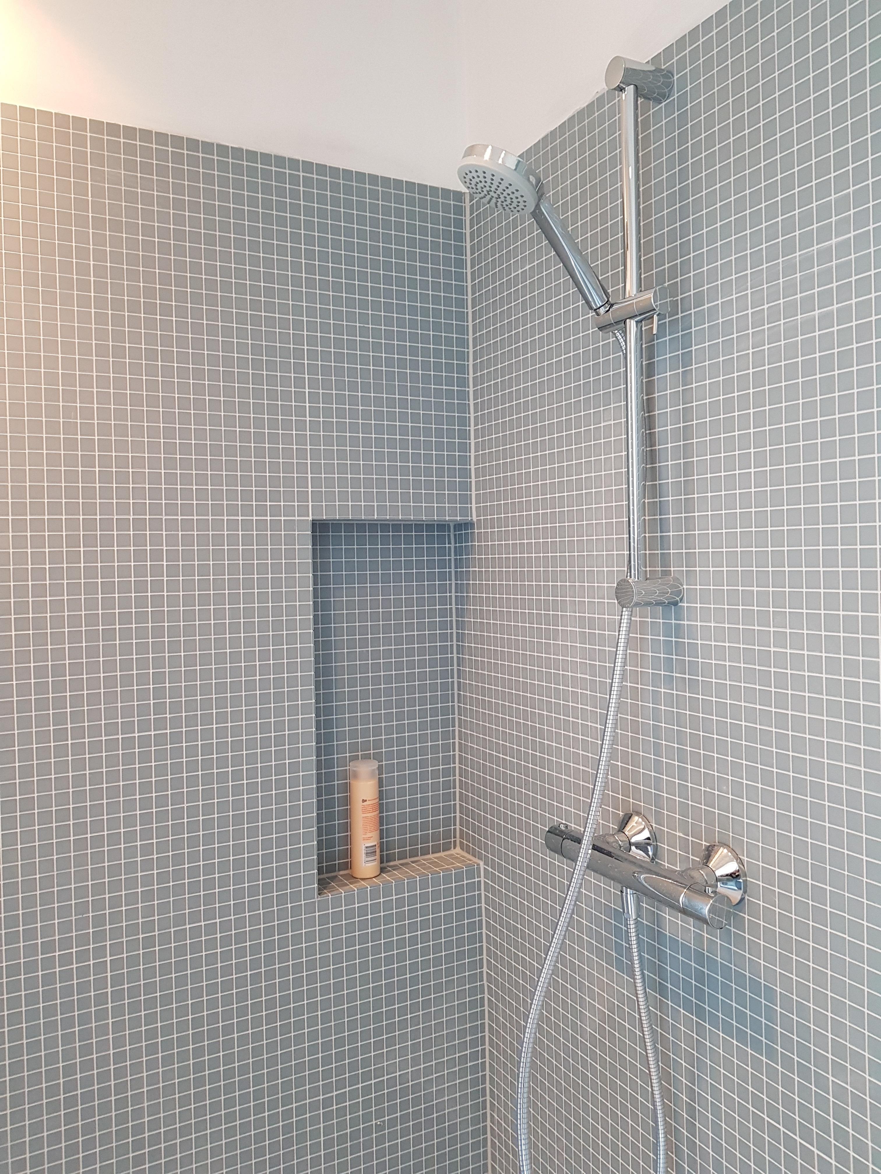 Linnaeusstraat verbouwing UFA Bouw – binnen douche 2