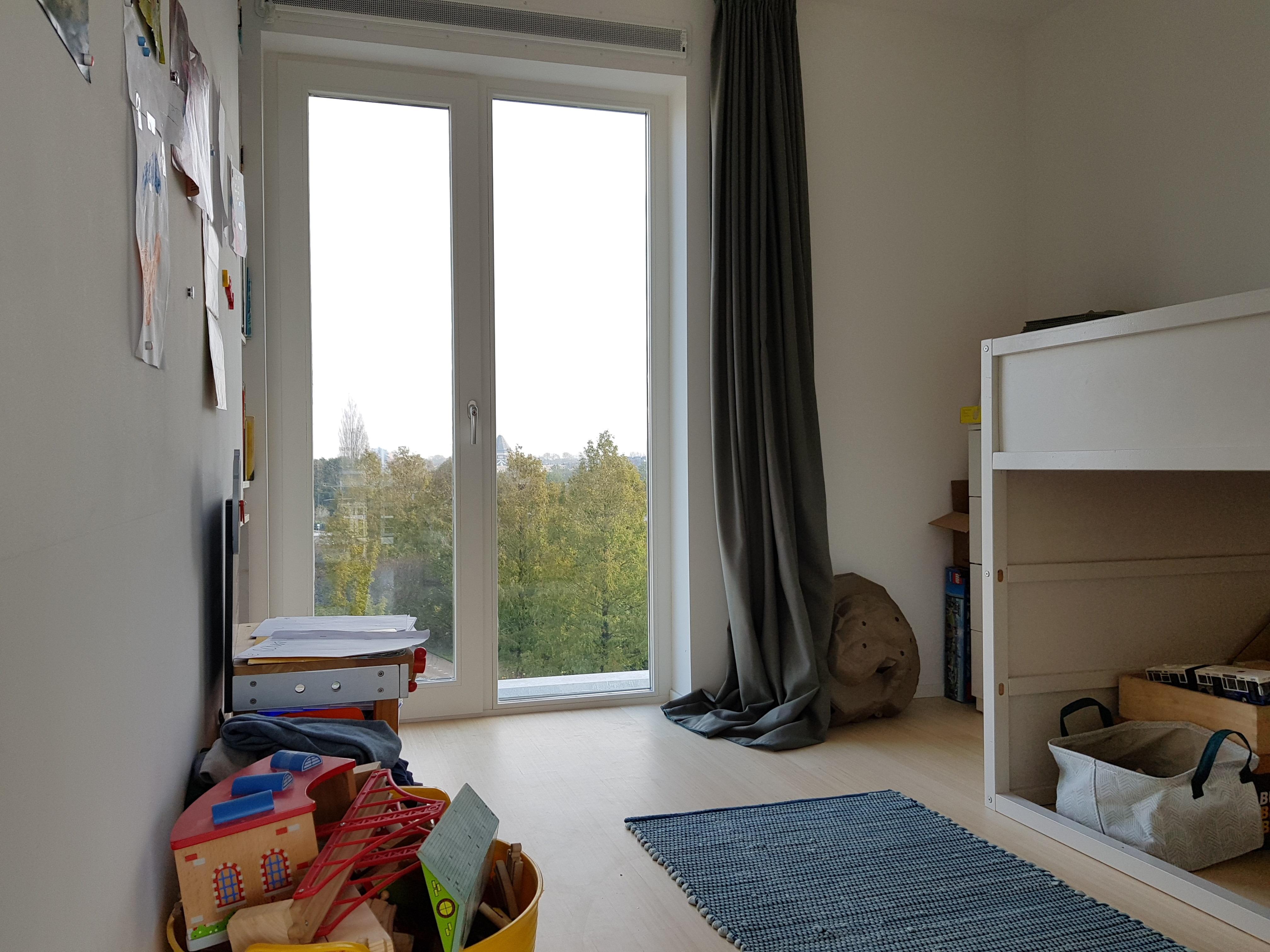 Linnaeusstraat verbouwing UFA Bouw – kamer jongen