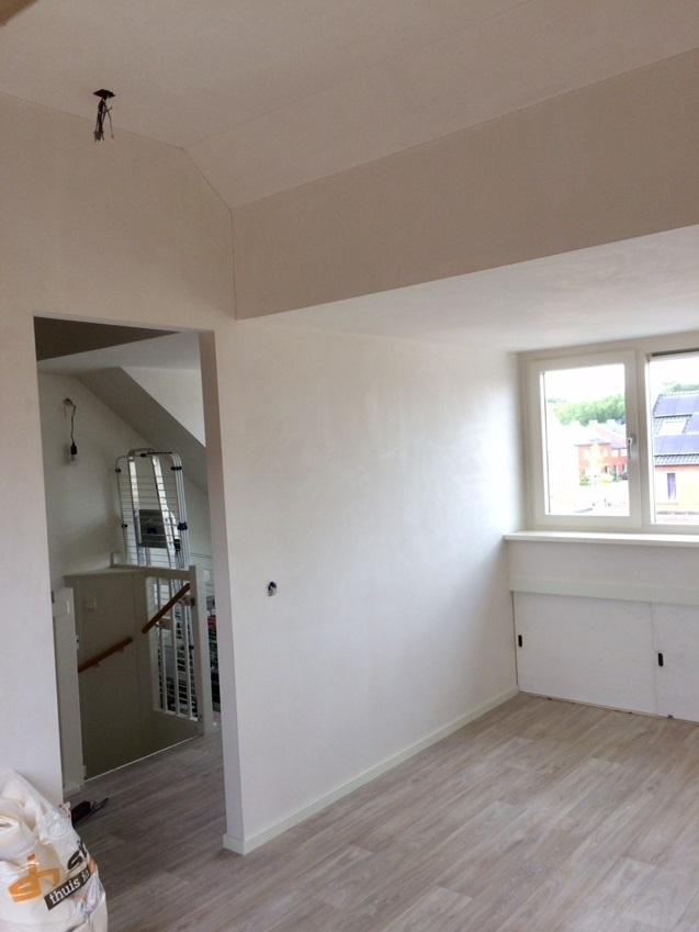 Aanbouw Dakkapel woning Diemen-UFA Bouw_Binnenzijde dakkapel