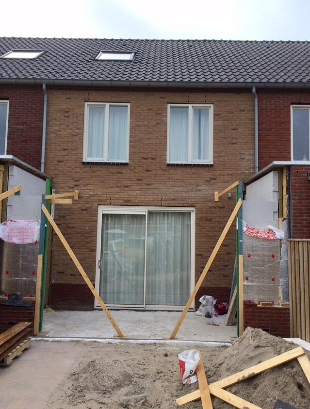 Aanbouw Dakkapel woning Diemen-UFA Bouw_Voor verbouwing