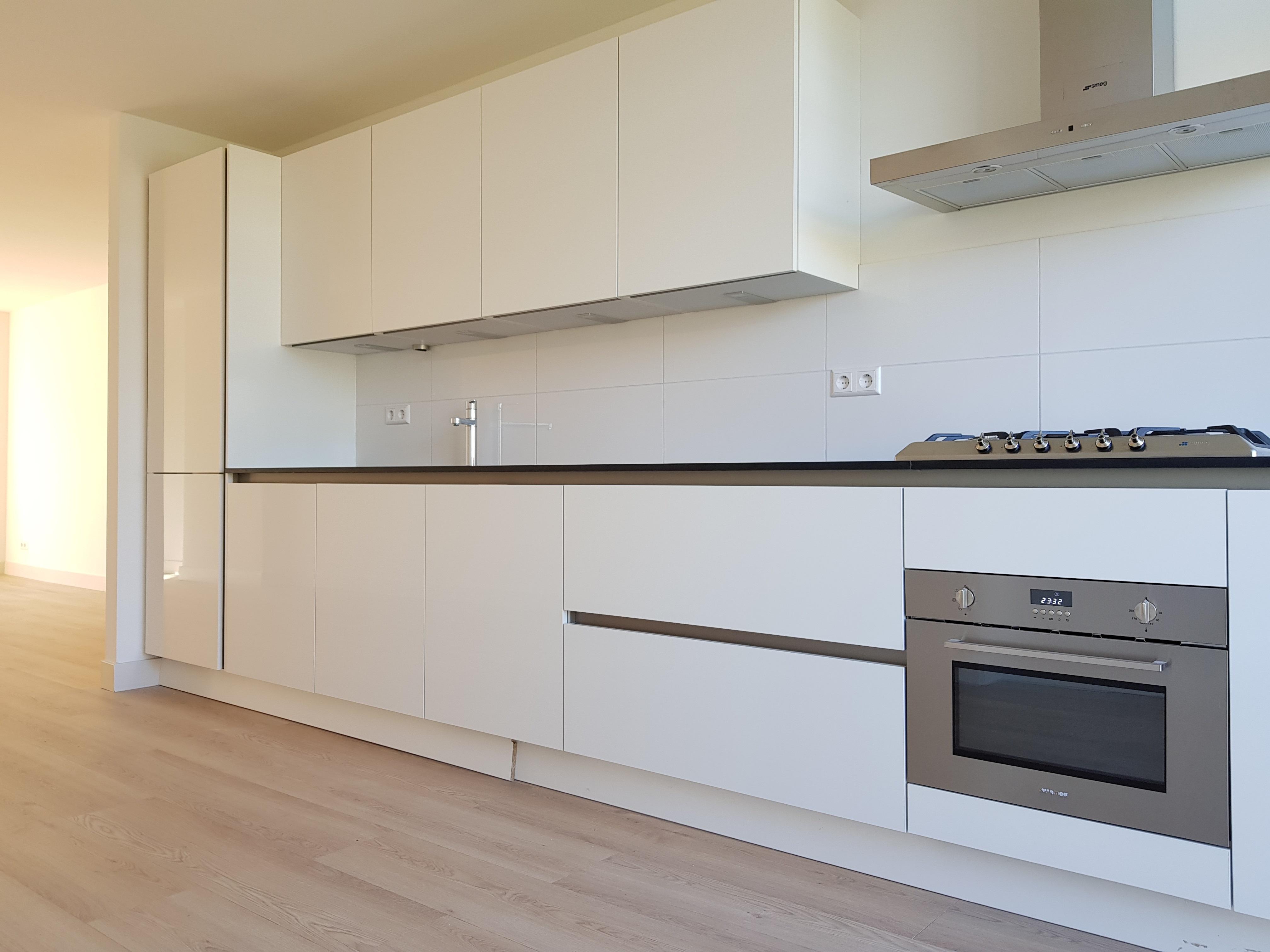Verbouwing UFA Bouw_Krammerstraat_keuken_huiskamer 2