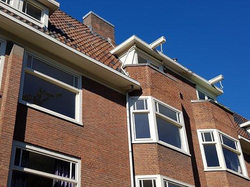 Verbouwing UFA Bouw_Krammerstraat_voorzijde