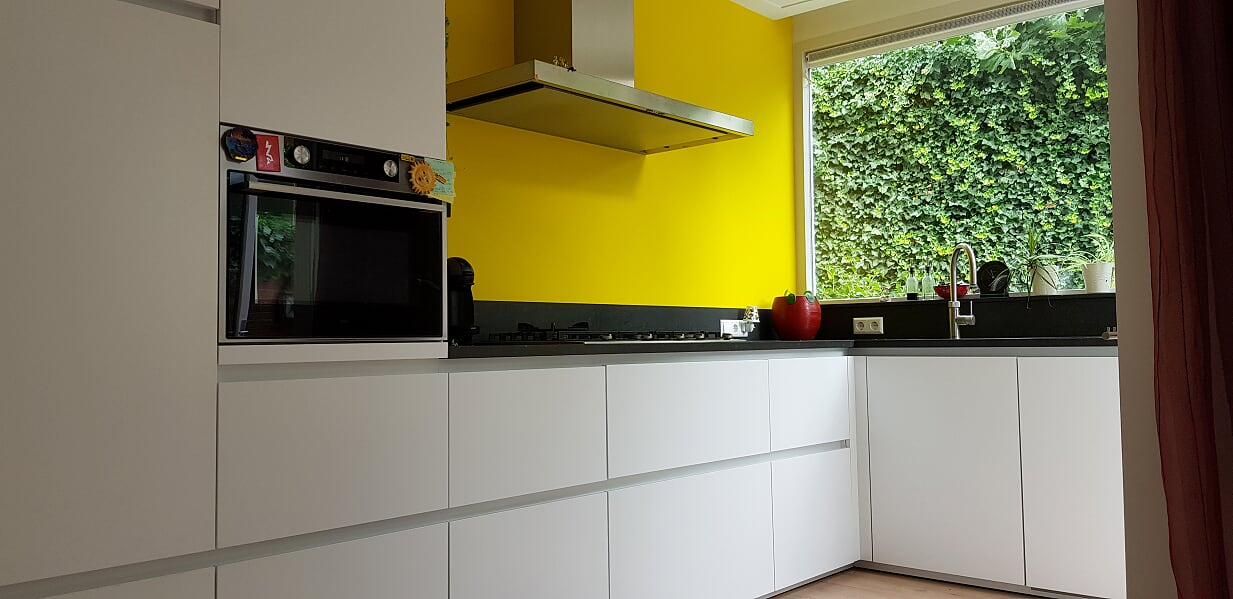 Verbouwing UFA Bouw_Schiedam_Keuken 4