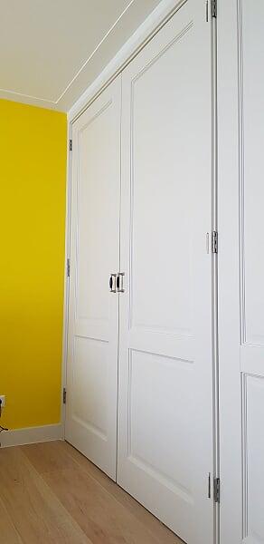 Verbouwing UFA Bouw_Schiedam_inbouwkast slaapkamer 3