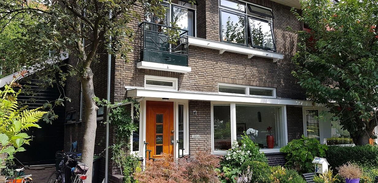 Verbouwing UFA Bouw_Schiedam_voorzijde inzoom