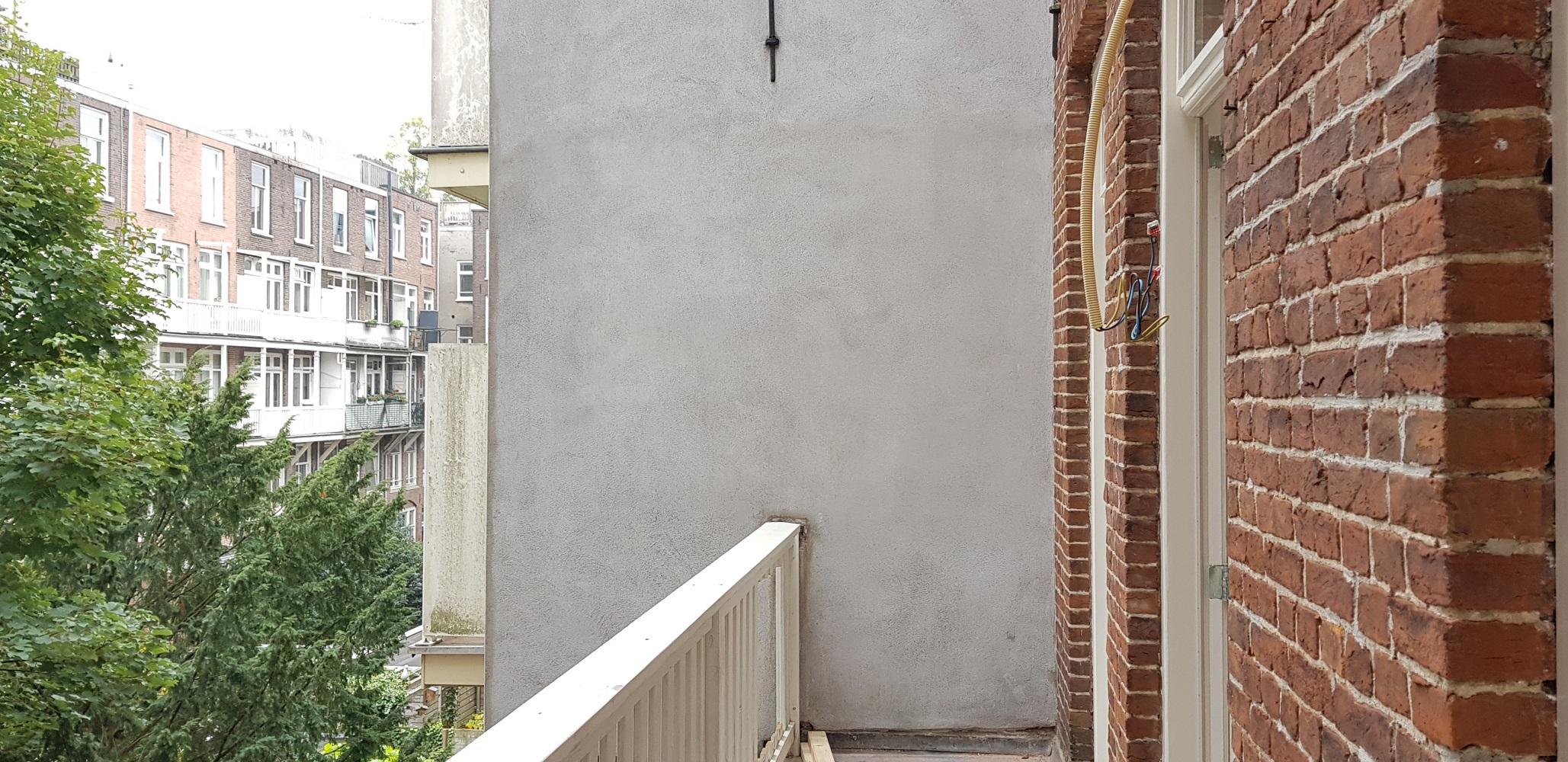 UFA Bouw_Verbouwing_Bosboom Toussaintstraat 31_balkon achterzijde