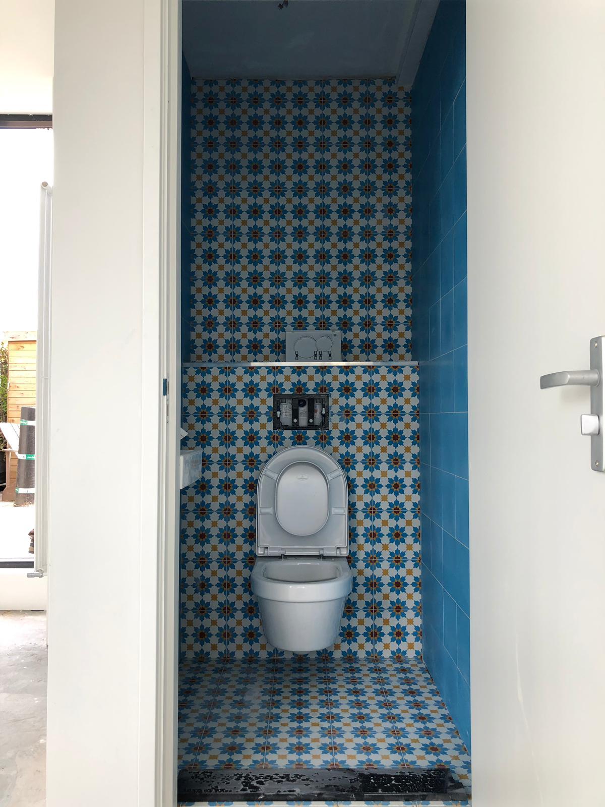 UFA Bouw_Dakuitbouw Westerdoksdijk_Toilet