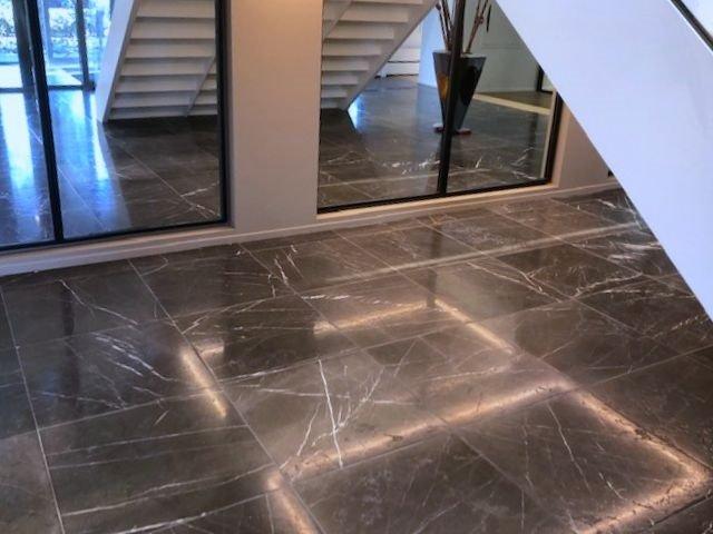 Amsteldijk trap vloer