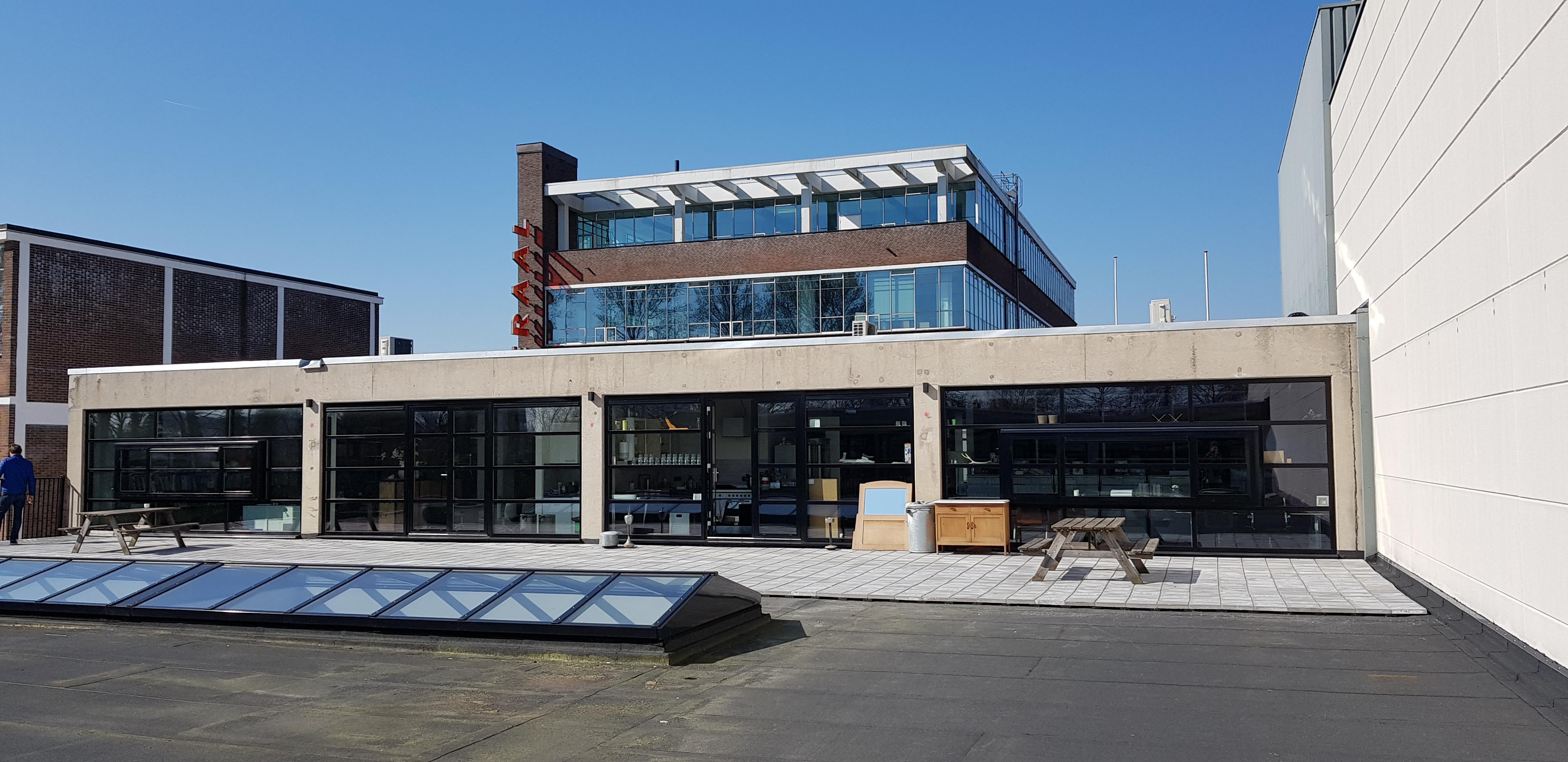 UFA Bouw_Renovatie_Generaal Vetterstraat_Bedrijfslofts_Dakterras