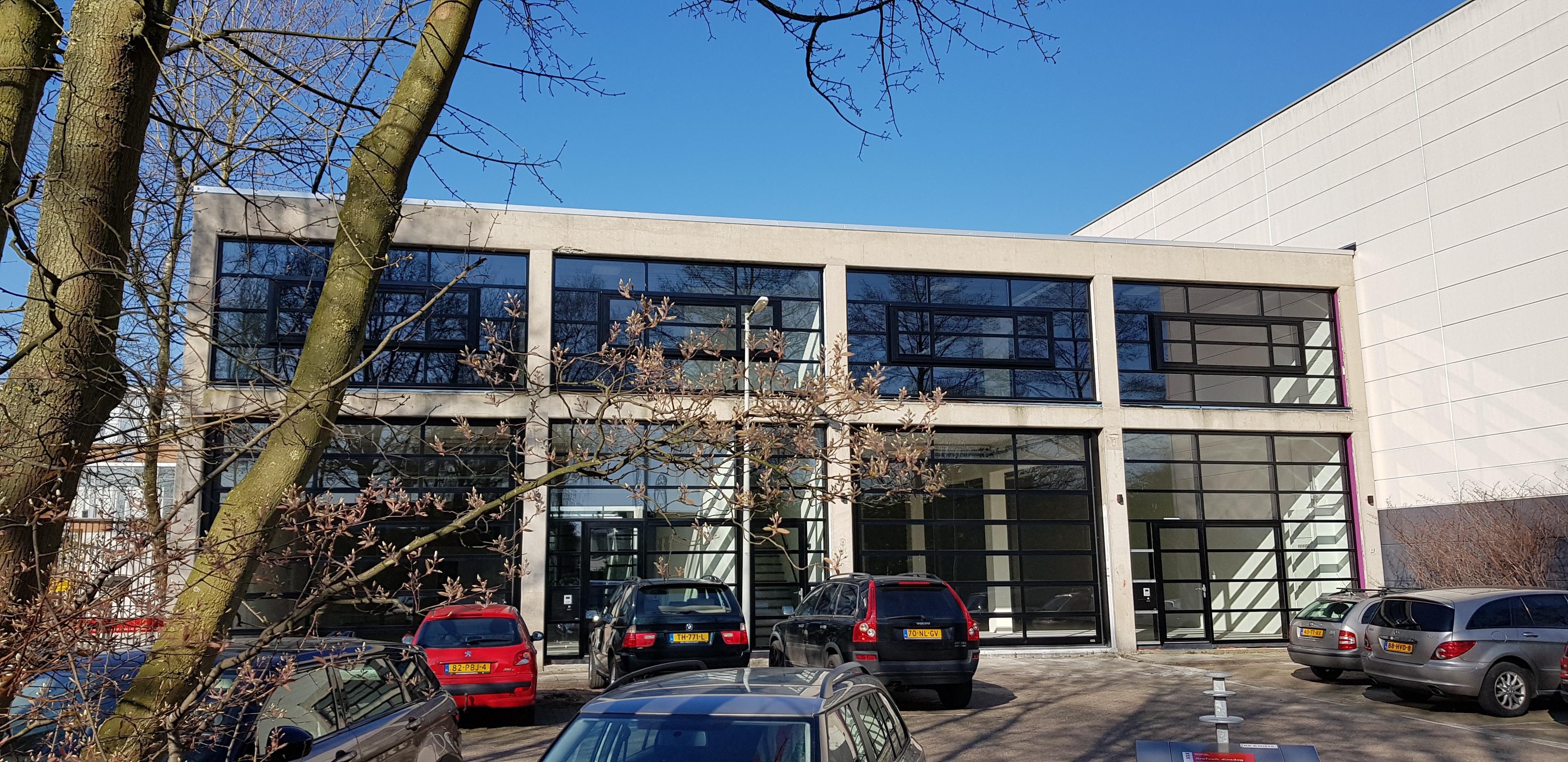 UFA Bouw_Renovatie_Generaal Vetterstraat_Bedrijfslofts_Front geheel Voorzijde