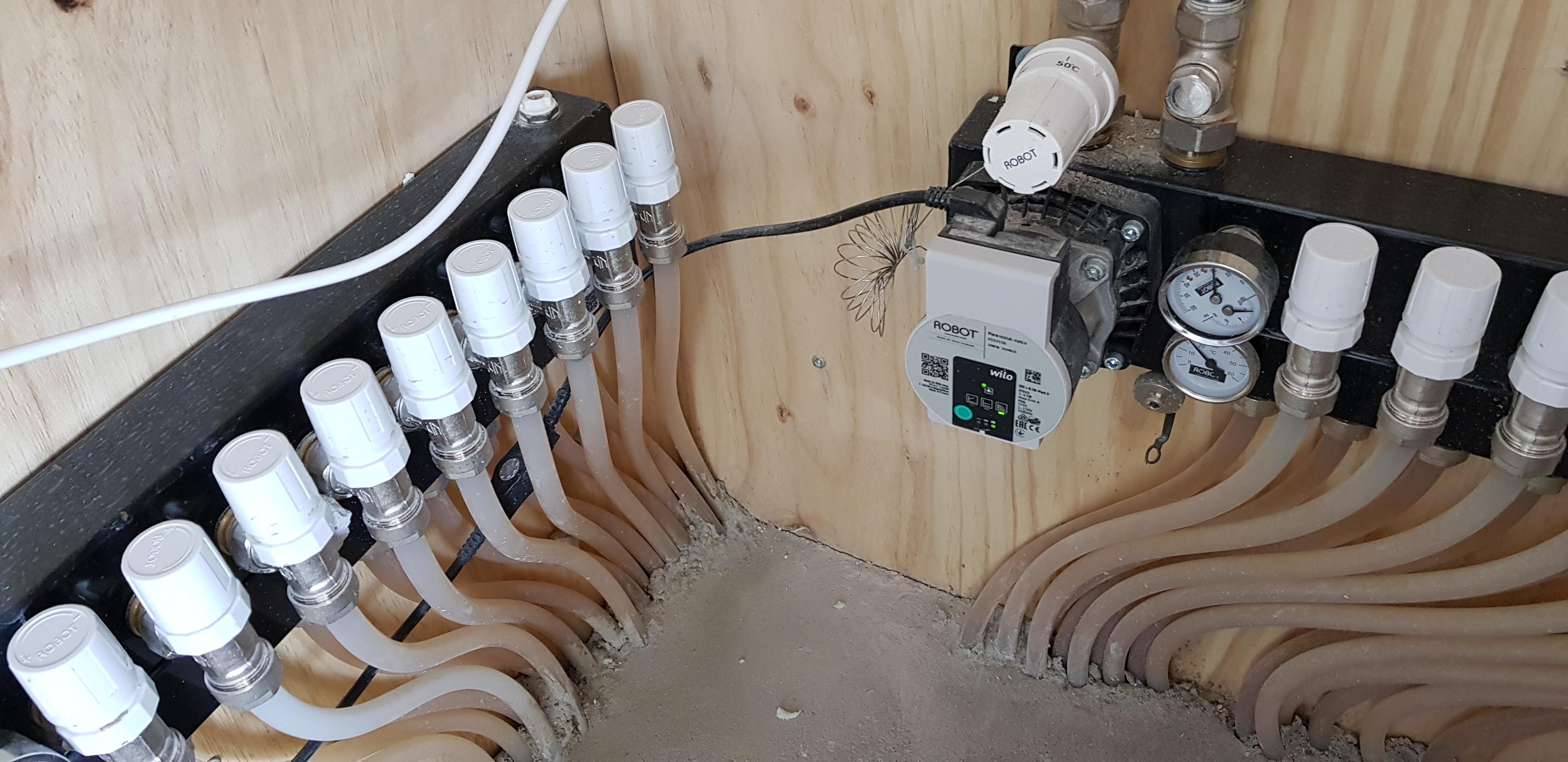 UFA Bouw_Renovatie_Generaal Vetterstraat_Bedrijfslofts_Installatie vloerverwarming