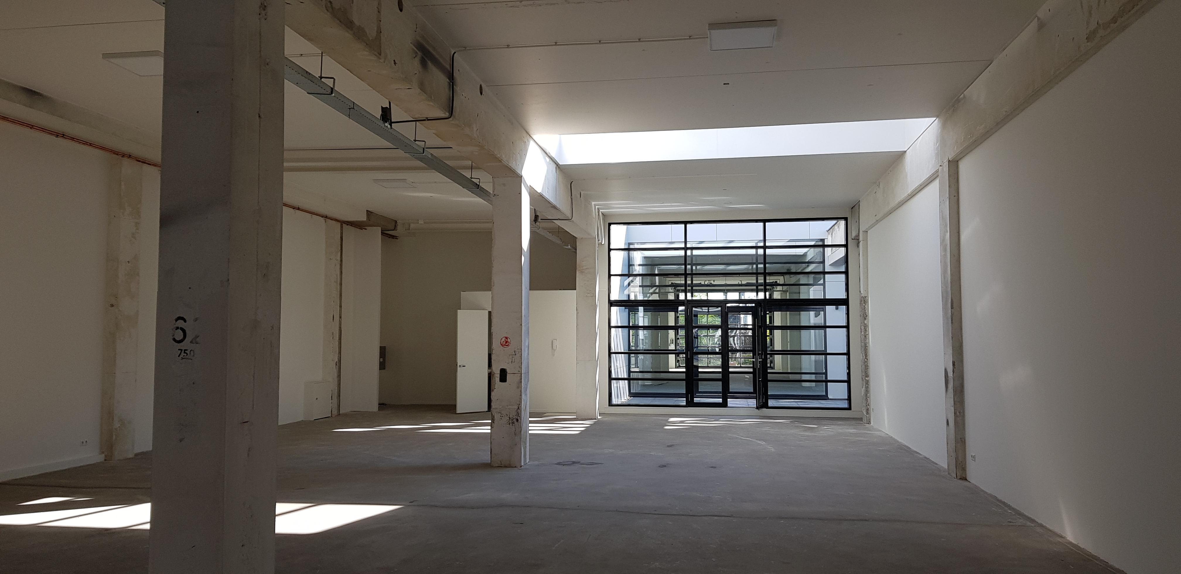 UFA Bouw_Renovatie_Generaal Vetterstraat_Bedrijfslofts_Loft Achter Beneden