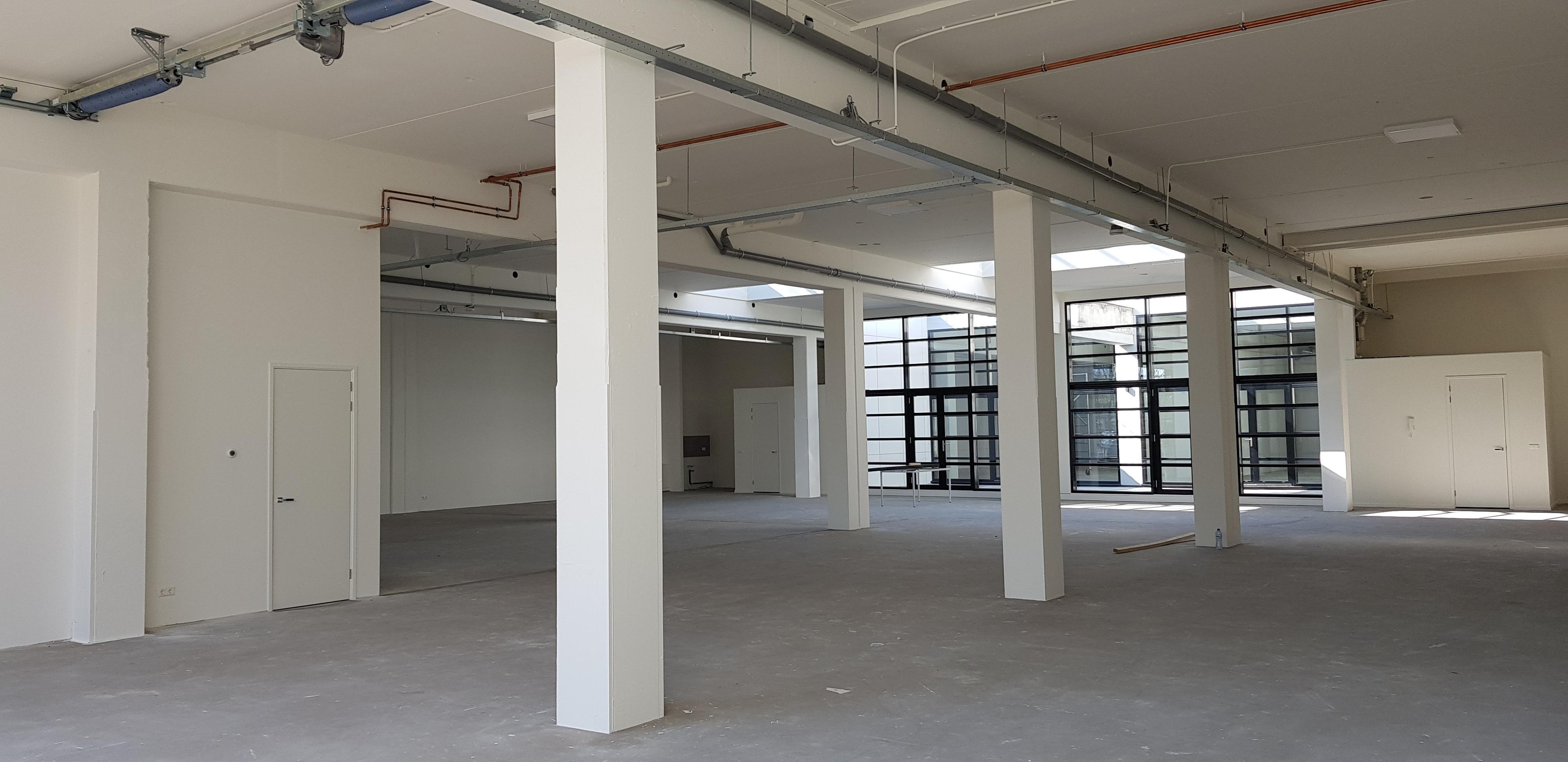 UFA Bouw_Renovatie_Generaal Vetterstraat_Bedrijfslofts_Loft Beneden Patio