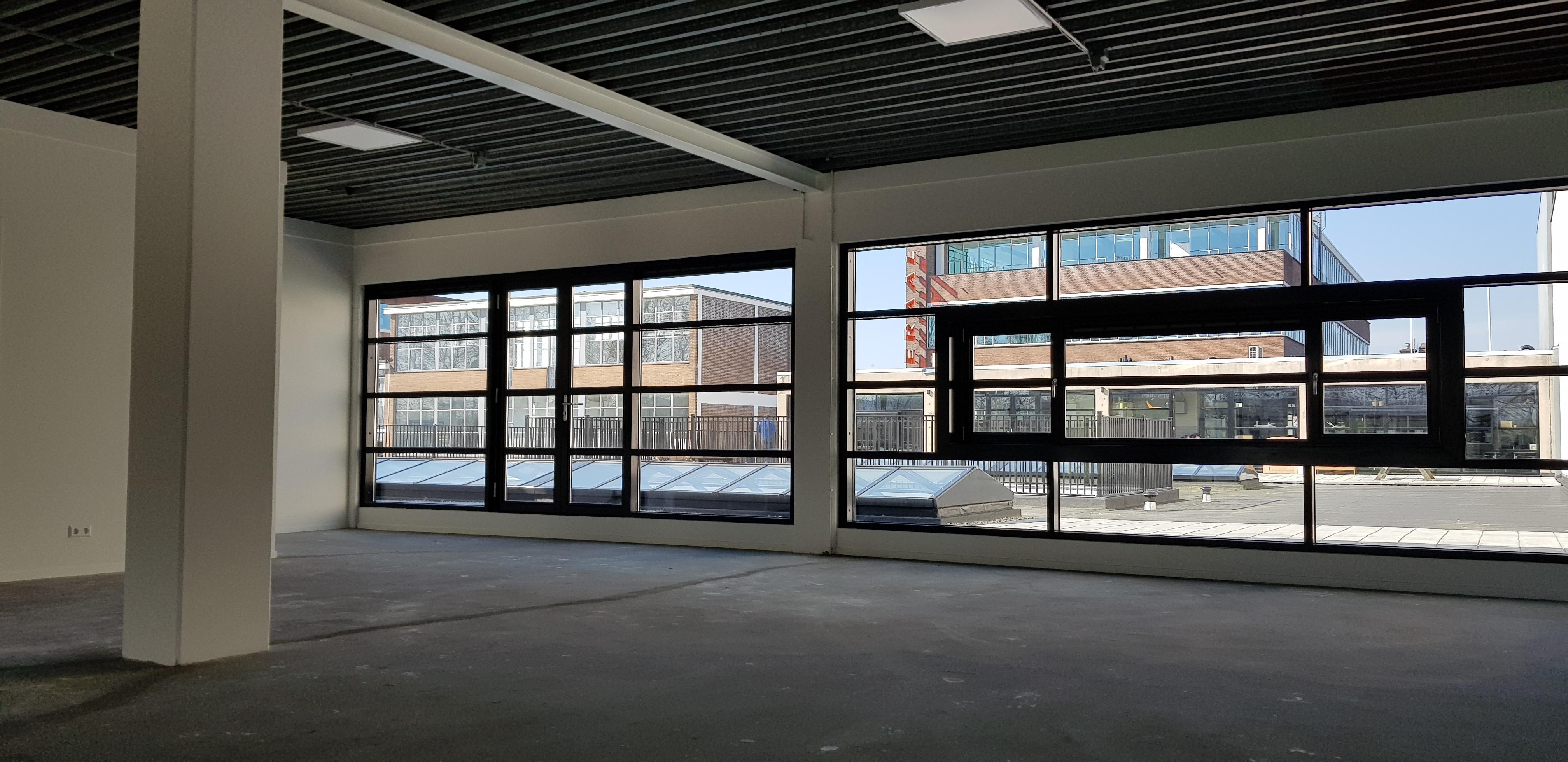 UFA Bouw_Renovatie_Generaal Vetterstraat_Bedrijfslofts_Loft Boven Dakterras
