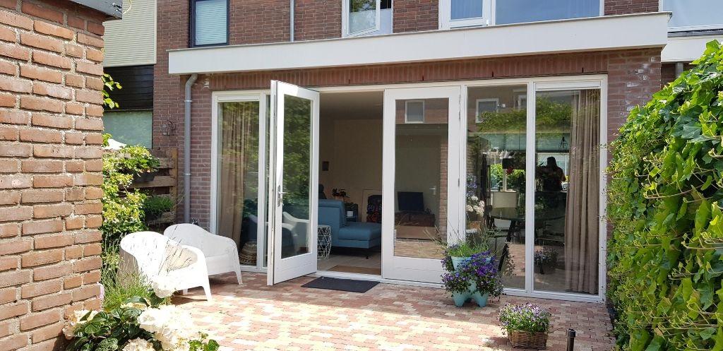 UFA Bouw_Verbouwing_Ouderkerk ad Amstel_Achterzijde uitbouw