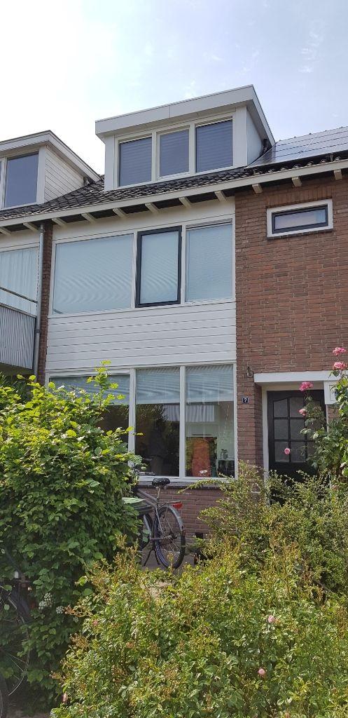 UFA Bouw_Verbouwing_Ouderkerk ad Amstel_Voorrzijde dakkapel_zonnepanelen